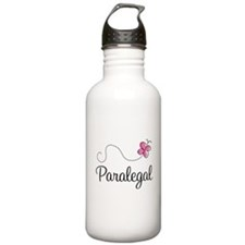 Cute Paralegal Water Bottle