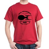 Enterprise-E Fleet Yards T-Shirt