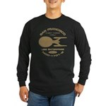 Enterprise-E Fleet Yards Long Sleeve Dark T-Shirt