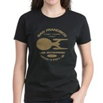 Enterprise-E Fleet Yards Women's Dark T-Shirt