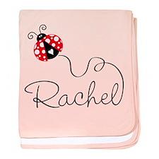 Ladybug Rachel Infant Blanket