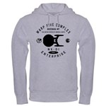 NX-01 Ship Yards Hooded Sweatshirt