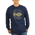 Voyager Fleet Yards (worn) Long Sleeve Dark T-Shir