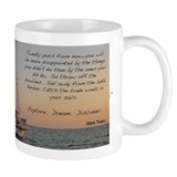 Panacea Coffee Small Mug - Mark Twain