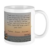 Panacea Coffee Small Mugs - Mark Twain
