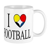 Cute Steelers football Mug