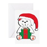 Christmas Bear Greeting Cards (Pk of 10)