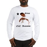 Free Boosie Long Sleeve T-Shirt
