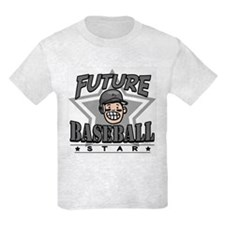 Future Baseball 2 Sided T-Shirt