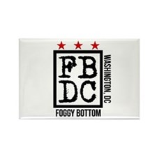 Foggy Bottom Magnet