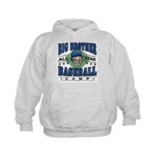 Big Brother Baseball 2 Sided Hoodie