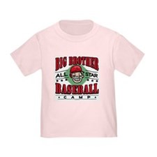Big Brother Baseball 2 Sided T