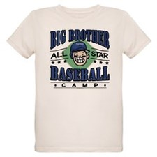 Big Brother Baseball Navy T-Shirt