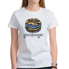 Glamburger t-shirt (women's)