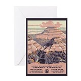 Grand Canyon NP Greeting Card