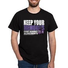 Fight Alzheimer's 2009 T-Shirt