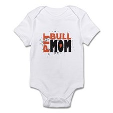Pit Bull Mom Infant Bodysuit