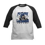 Future Lacrosse Star Blue Tee