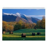 Unique New england Wall Calendar
