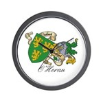 O'Horan Family Sept Wall Clock