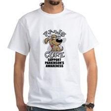Parkinson's Disease Paws For Shirt