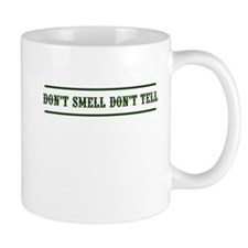Funny Dont ask dont tell Mug