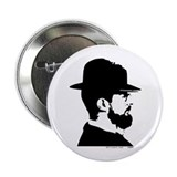 Toulouse-Lautrec Button