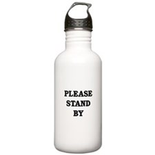 Cute Dont ask dont tell Water Bottle