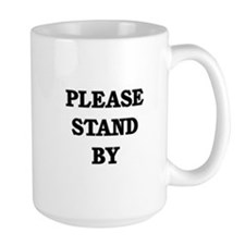 pleasestand Mugs