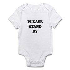 Funny Don't ask, don't tell Infant Bodysuit