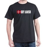 Buy Danish Black T-Shirt