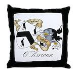 O'Kirwan Family Sept Throw Pillow
