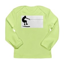 WakeSkate Long Sleeve Infant T-Shirt