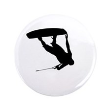 "Wakeboard Invert Tail Grab 3.5"" Button (100 pack)"