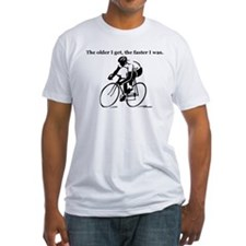 The older I get...Cycling Shirt