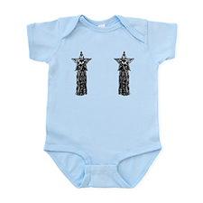 baybware formal infant bodysuit