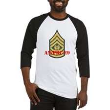 Command Sergeant Major Baseball Jersey