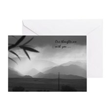 LD Journey Sympathy Card