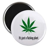 Just A Plant Magnet