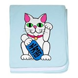 ManekiNeko Infant Blanket