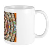 Rings of Stained Glass Mug