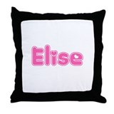 """Elise"" Throw Pillow"