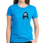 StarTrek Badge Women's Dark T-Shirt