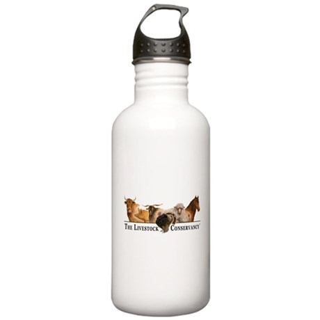ALBC Original Logo Stainless Water Bottle 1.0L