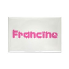 """Francine"" Rectangle Magnet"