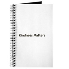Kindness Matter Journal