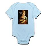 Leonardo da Vinci Pleasure Infant Creeper