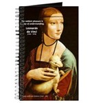 Leonardo da Vinci Pleasure Journal
