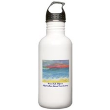 Stinson Beach, California Water Bottle