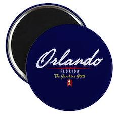 Orlando Script Magnet